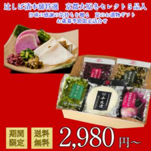 2018お歳暮2980円商品画像1